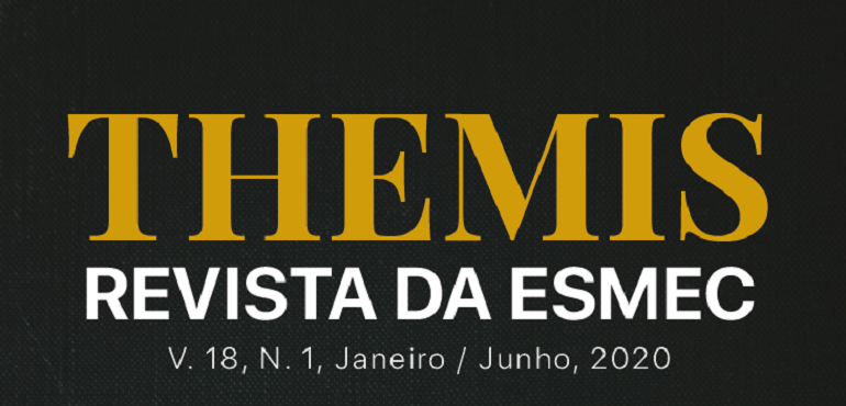 Esmec publica volume 18.1 da Revista Themis